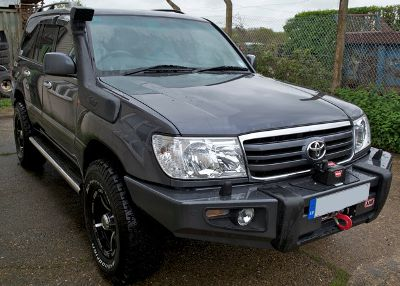 Surrey Off-Road Specialists Limited: 4x4 Preparation